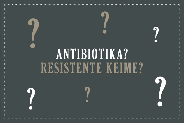 Porcella, Wissenswertes über Antibiotika und resistente Keime