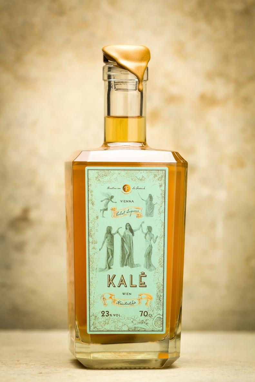 Kalê Flasche 1 © Thomas Apolt